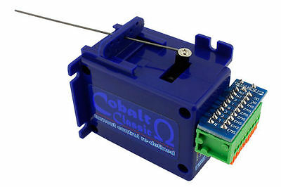 DCC Concepts DCP-CB12 COBALT Omega Slow Action Point Motor (12 Pack)