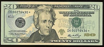 $20 2006 Federal Reserve Start Note - Dallas