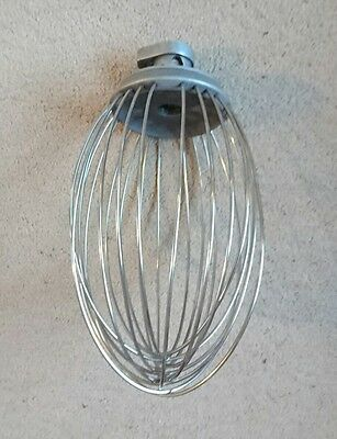 hobart 20 quart balloon whisk genuine attachment