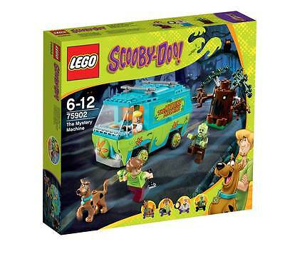 Lego Scooby Doo The Mystery Machine 75902 BRAND NEW Sealed FREE Signed Delivery