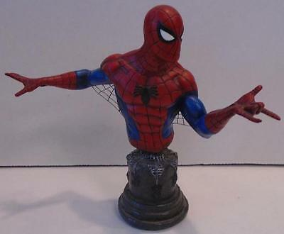 The Amazing Spider-Man Mini-Bust (2007) Marvel Bowen Designs 2611/3750