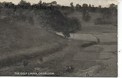 Golf Links / Course Chisledon   Wiltshire
