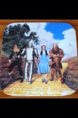 The Wizard Of Oz Fab Fridge Magnet Coaster