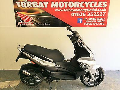 Gilera Runner Sp50 Just 26 Miles From New 2 Stroke Learner Scooter Fast