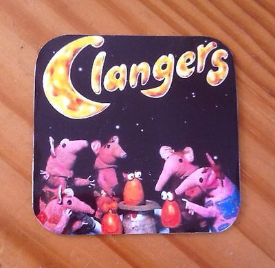 The Clangers Fab Fridge Magnet Coaster