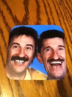 The Chuckle Brothers Fab Fridge Magnet Coaster