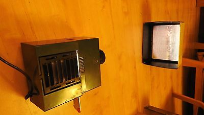 Vintage Boots Colormaster Slide Projector for 2x2 slides working with miniscreen