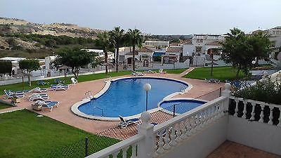 Spanish Holiday Villa To Rent In La Marina Costa Blanca Alicante Spain