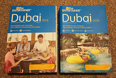 "£1-The Entertainer Dubai 2016 Vouchers ""Buy1Get1Free Offers""(Dining & Takeaway)"