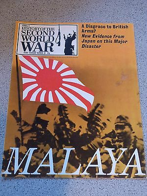 Purnell's History of the Second World War 26 MALAYA