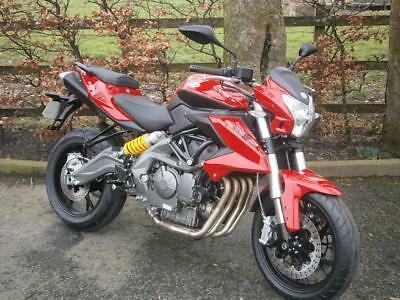 BENELLI BN600i, PRE REG AT JUST 4799.00, 2 YEAR WARRANTY.
