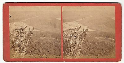 BATTLE of LOOKOUT MOUNTAIN, TENNESSEE 1870