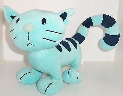 Bob The Builder Pilchard The Cat Soft Toy