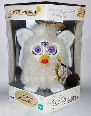 Limited Edition Angel Furby - New In Box
