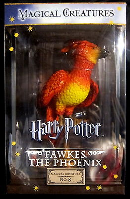 HARRY POTTER Fawkes - The Phoenix (Magical Creatures) - Statue / Figure