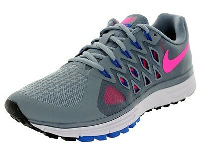 Nike Women Zoom Vomero 9 Running Shoes Size 7 Gray New 642196-006