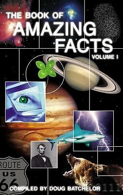 The Book of Amazing Facts Volume 1, Batchelor, Doug, New Books