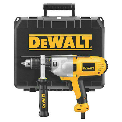 DWD525K DEWALT 10 Amp 1/2 in. VSR Mid-Handle Grip Hammer Drill Kit