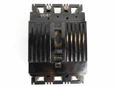General Electric 3-Pole, 20 Amp, 480V Circuit Breaker TEF134020