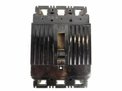 General Electric 3-Pole, 50 Amp, 480V Circuit Breaker TEF134050