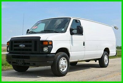 2011 Ford E-Series Van Recreational 2011 Ford E-350 Extended Cargo Van - Extra Clean- Liquidation Sale!