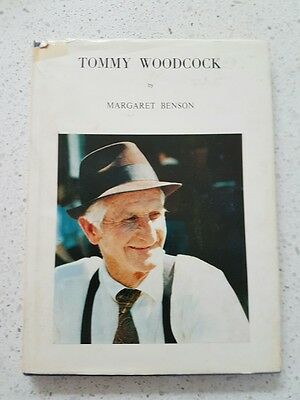 TOMMY WOODCOCK - H/C BOOK SIGNED by TOMMY WOODCOCK - Phar Lap