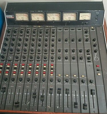 teac 5 tascam series mixing desk