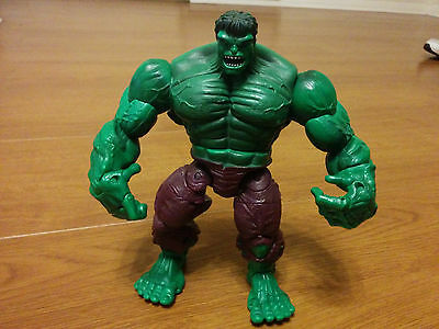 """Marvel Legends Avengers The Incredible Hulk Action figure 6"""" scale"""