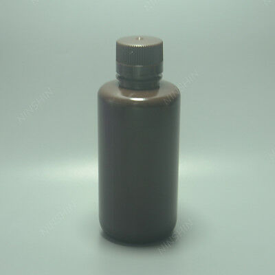 Brown Plastic Bottle ,500ML Armber Reagent Bottle,Reagent Bottle,1PC/LOT