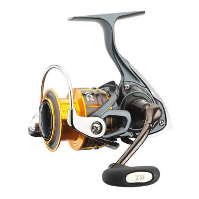Daiwa Angelrolle Freams A 2500 bis 4000 Stationärrolle Spinnrolle Premium Gold ✪