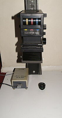 Durst M305 35mm enlarger colour and black and white