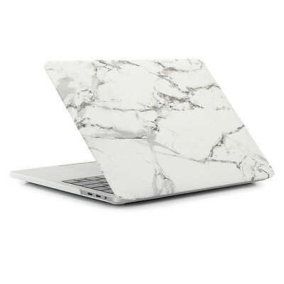 "Classic Marble Painting Case + Keyboard Cover for Macbook Pro Air 11""12""13""15"""