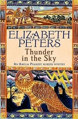 Thunder in the Sky by Elizabeth Peters Paperback Book (English)