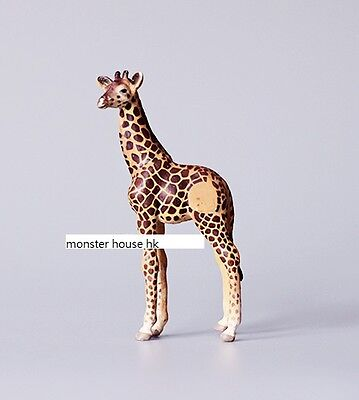 Retired Ravensburger Baby Giraffe Calf PVC animal figure