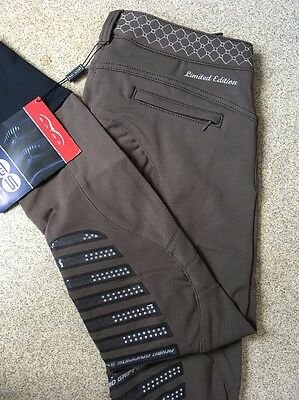 Animo  Breeches Brown i40 UK8-10 Brand new