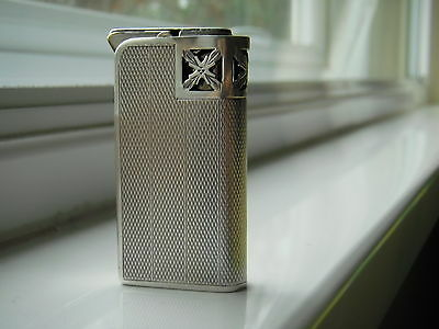 UNITY Lighter, marked sterling silver,