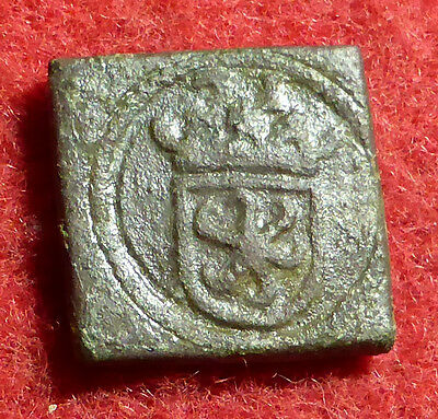Super Medieval Coin Weight