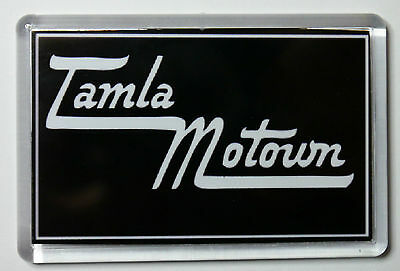 Tamla Motown Large Fridge Magnet