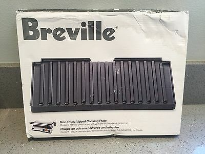 Breville BGR820FP Non-Stick Smart Grill FLAT Plate for BGR820XL NIB
