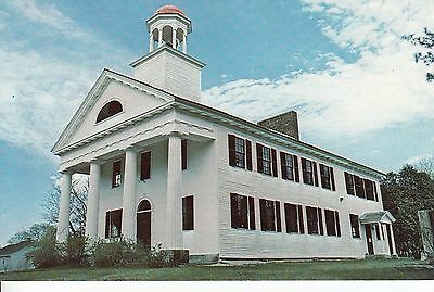 Walpole New Hampshire The Old Academy Museum          Nh