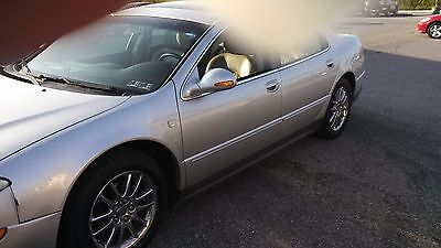 2004 Chrysler 300 Series SPECIAL 2004 CHRYSLER 300M SPECIAL SILVER LEATHER **BODYSHOP SPECIAL** PASS DOOR DAMAGE