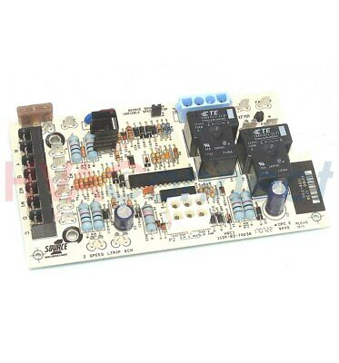 York Luxaire Coleman Furnace Control Circuit Board 031-09162-000 S1-03109162000
