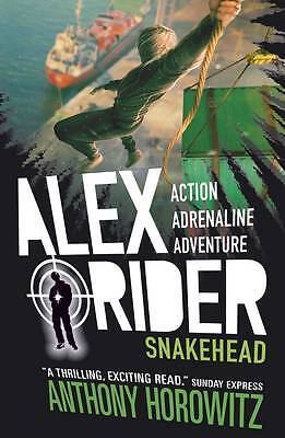 Snakehead (Alex Rider), Horowitz, Anthony, New
