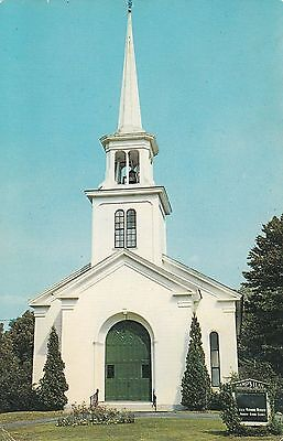 Hampstead New Hampshire The Congregational Church