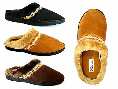 WHOLESALE LOT 36 Pairs Women's Classic House Slipper Rubber Bottom Faux Fur-3022