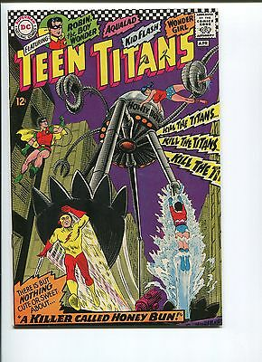 Teen Titans  #8    9.0  Vf/nm  Ohio Pedigree Copy!  One Owner!  Nice Pages