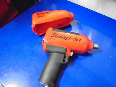 """Snap On MG725 Heavy Duty Impact Wrench Magnesium Housing, Standard Anvil, 1/2""""Dr"""