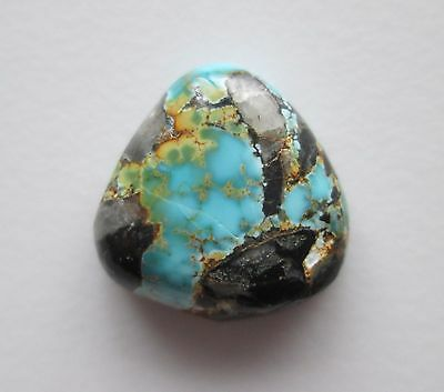 6.40 ct 100% Natural Blue Moon Turquoise Cabochon Gemstone, # CE 053