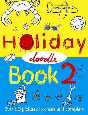 The Holiday Doodle Book 2: Bk. 2 (Buster Books), Niki Catlow, New