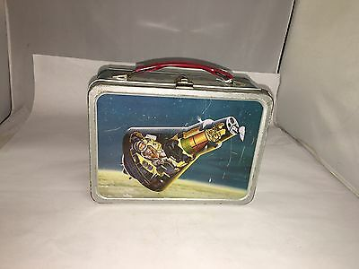 Space Lunchbox Lunch Box.  181-S